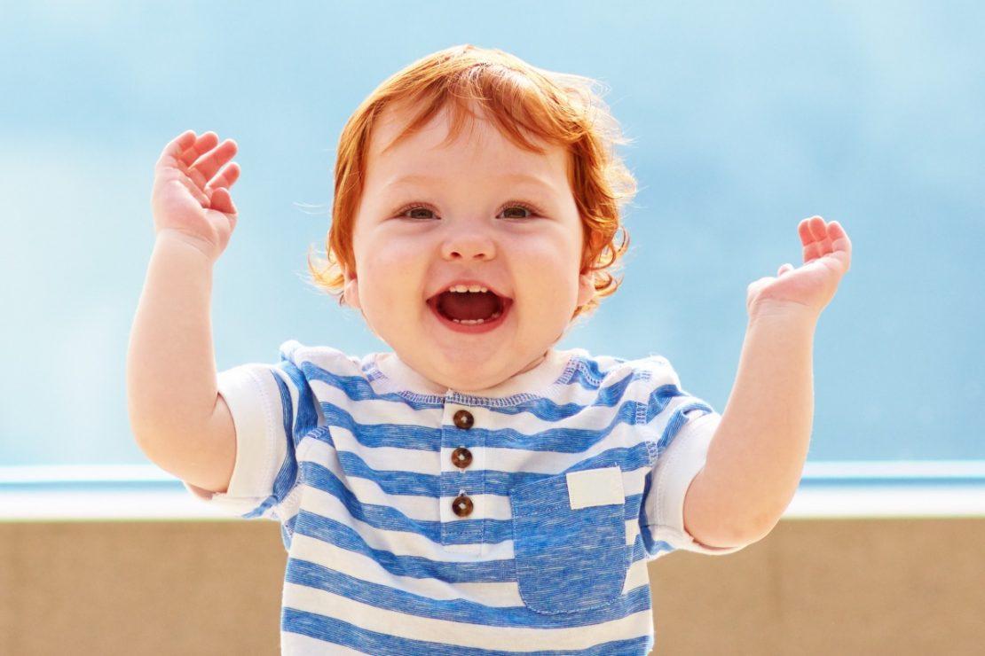1, 2, 3, Toddler Glee!