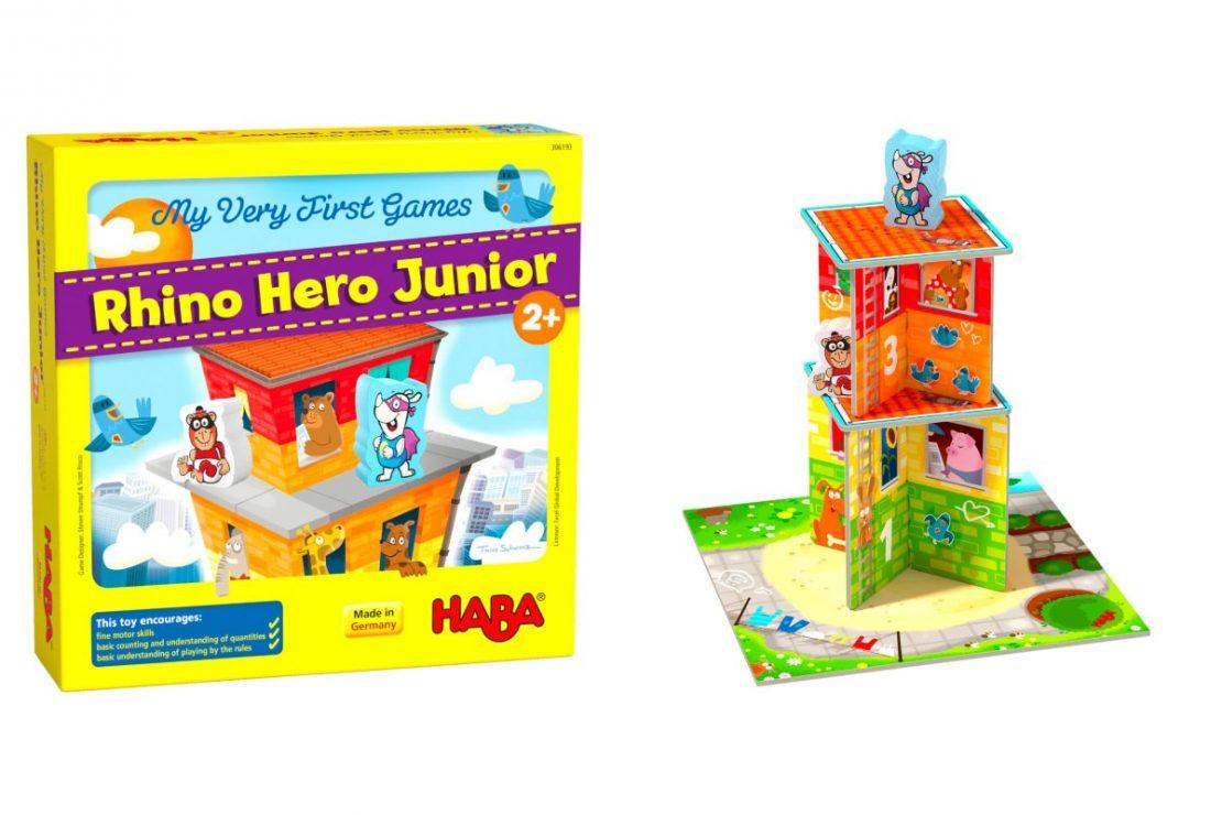 Haba Rhino Hero Jr.