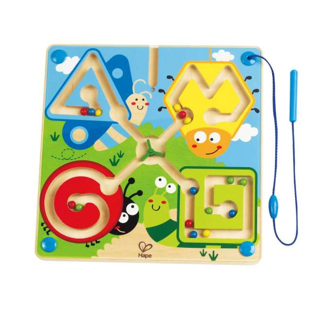 Magnetic Best Bugs Maze