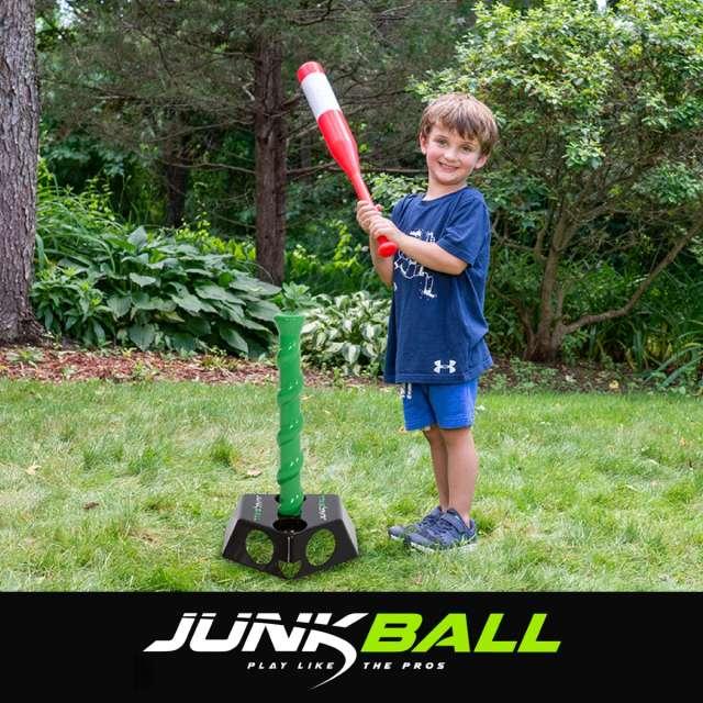 Junk Ball T-Ball Set