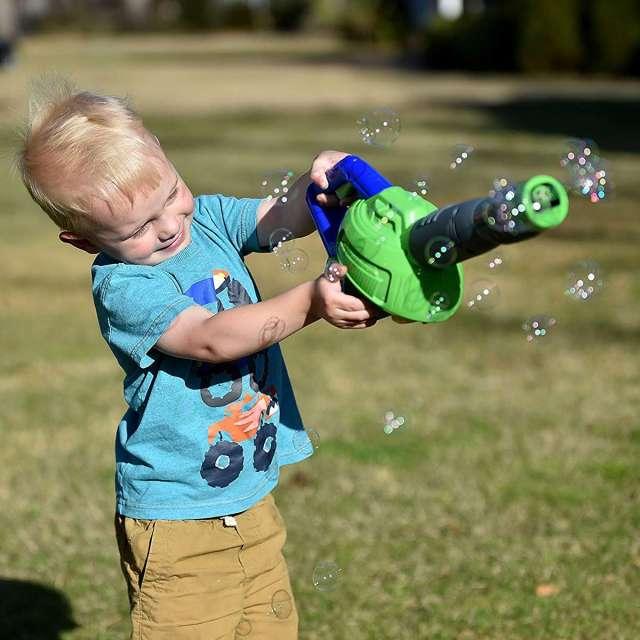 Maxx Bubble Bubble Leaf Blower