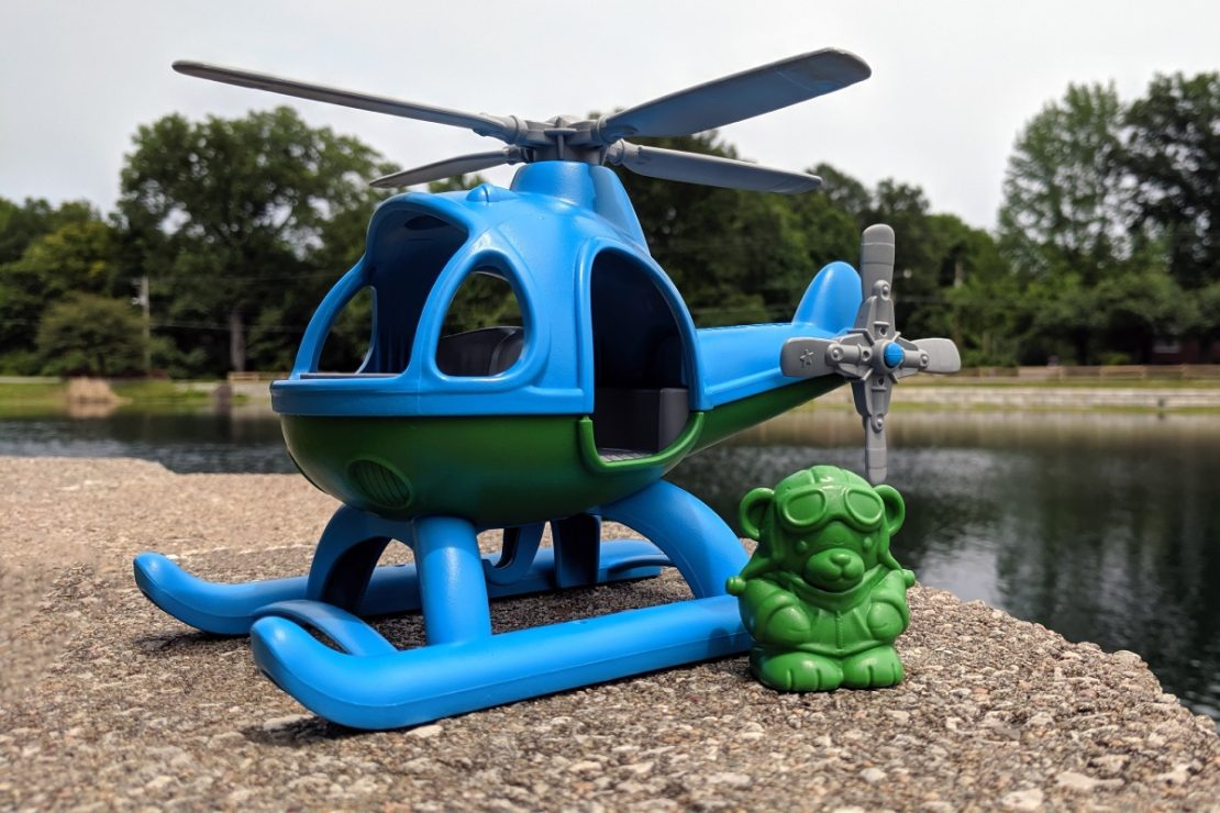 Green Toys are 100% Recycled, 100% Fun