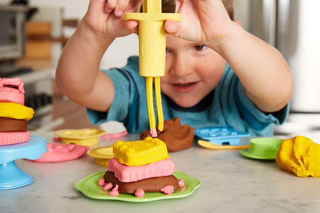 Green Toys Cake Maker Dough Set