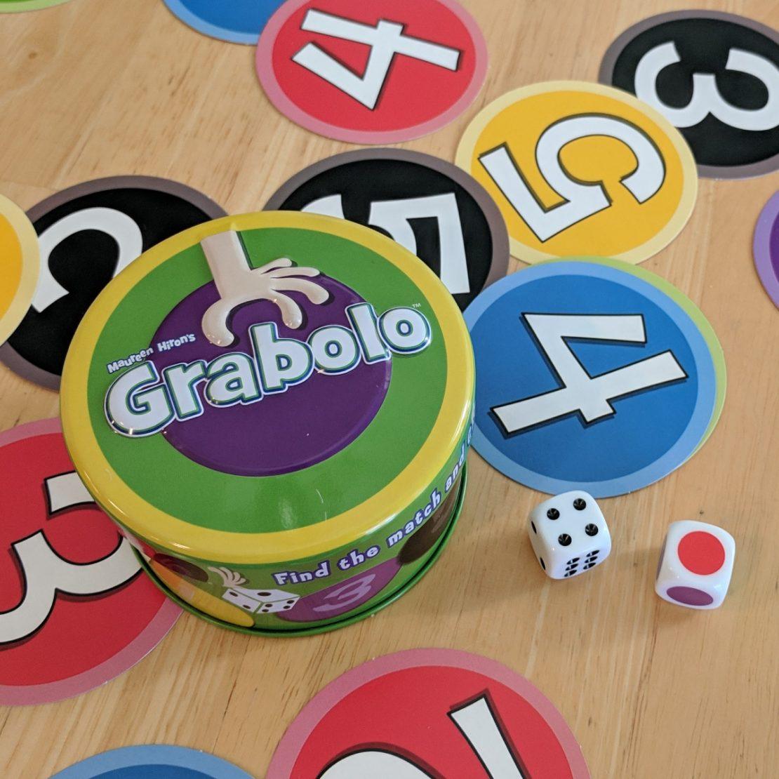 Amigo Games Grabolo