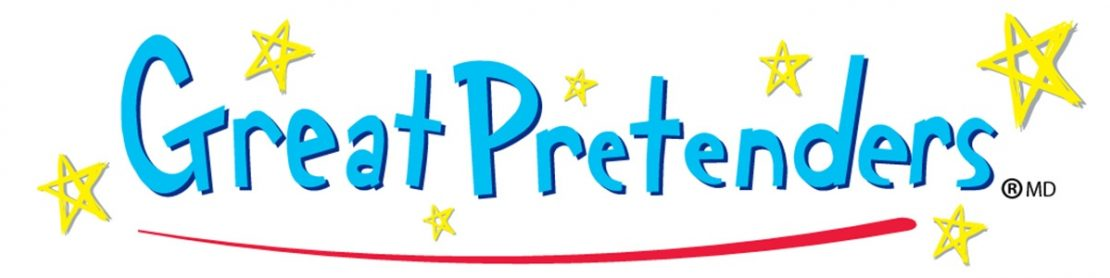 Great Pretenders Logo