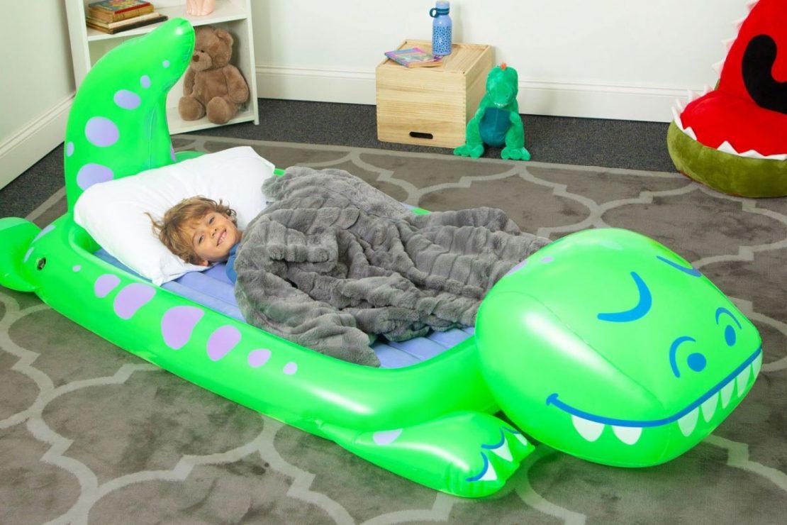 Dinosaur Dream Floatie Sleepover Beds