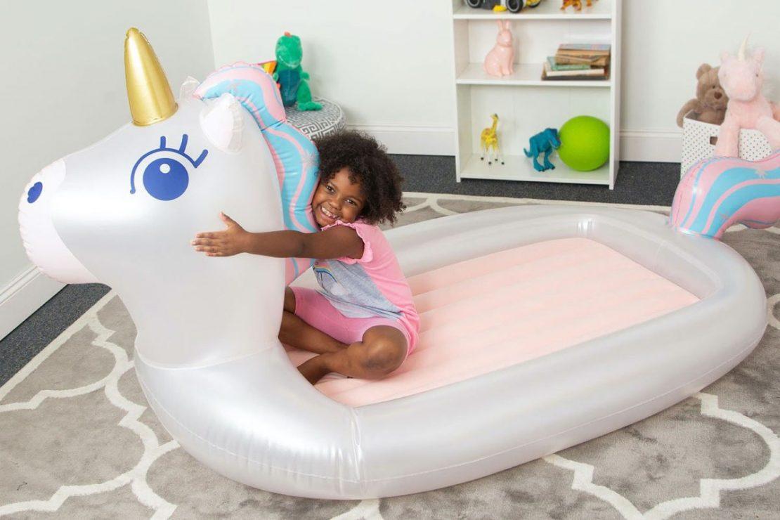 Unicorn Dream Floatie Sleepover Beds