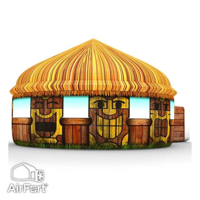 AirFort Tiki Hut