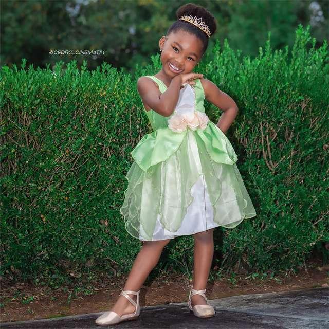 Frog Princess Dress