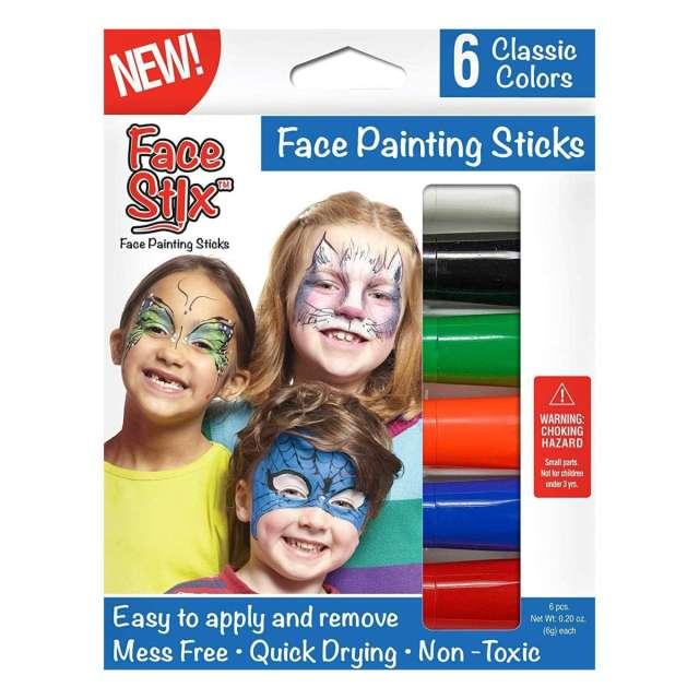 Face Stix Face Painting Sticks