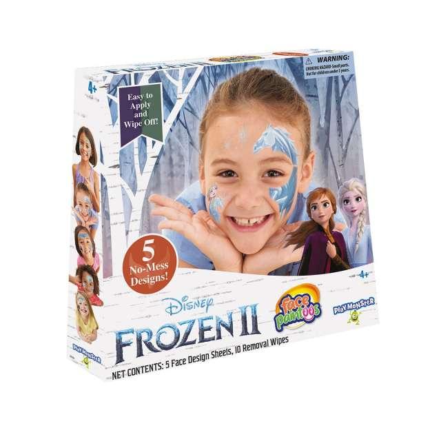 Face Paintoos Frozen II