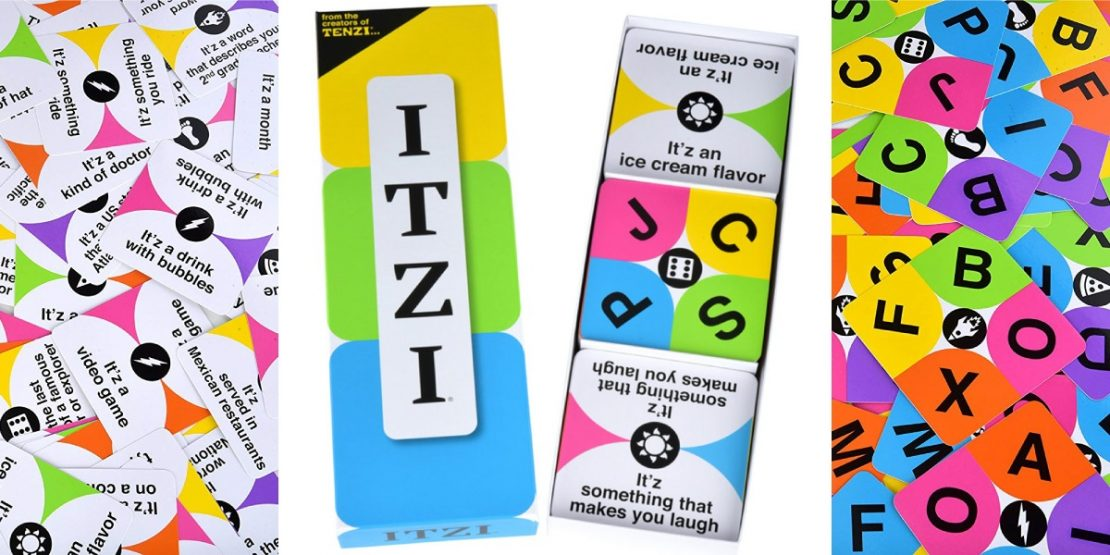 Itzi Game from Carma Games