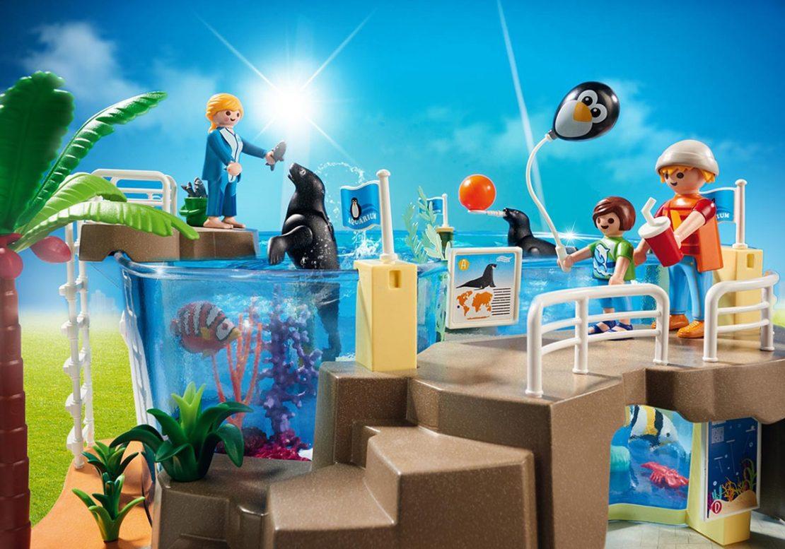 Playmobil Aquarium Play Set