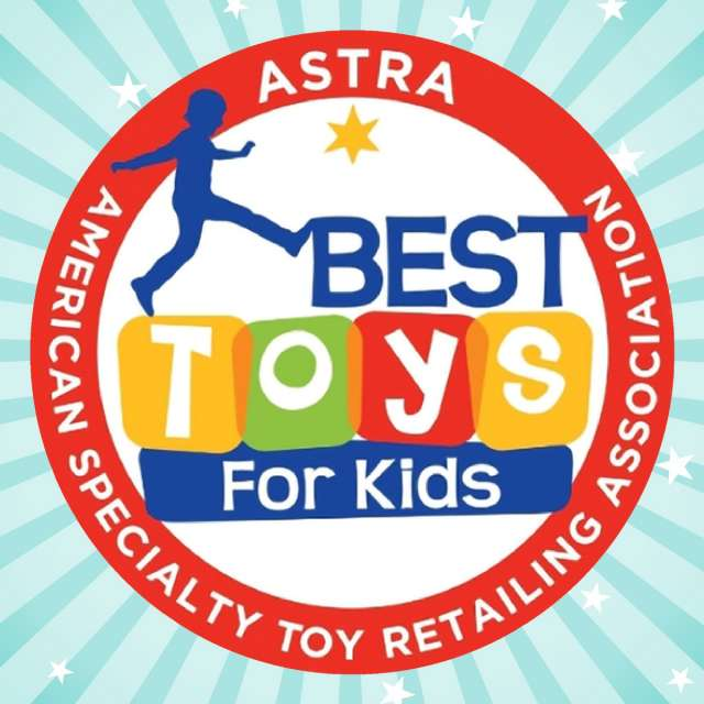ASTRA Best Toys for Kids List