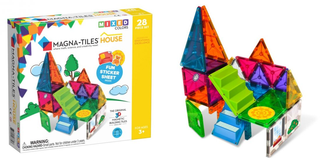 Magna-Tiles® House 28-Piece Set from Valtech