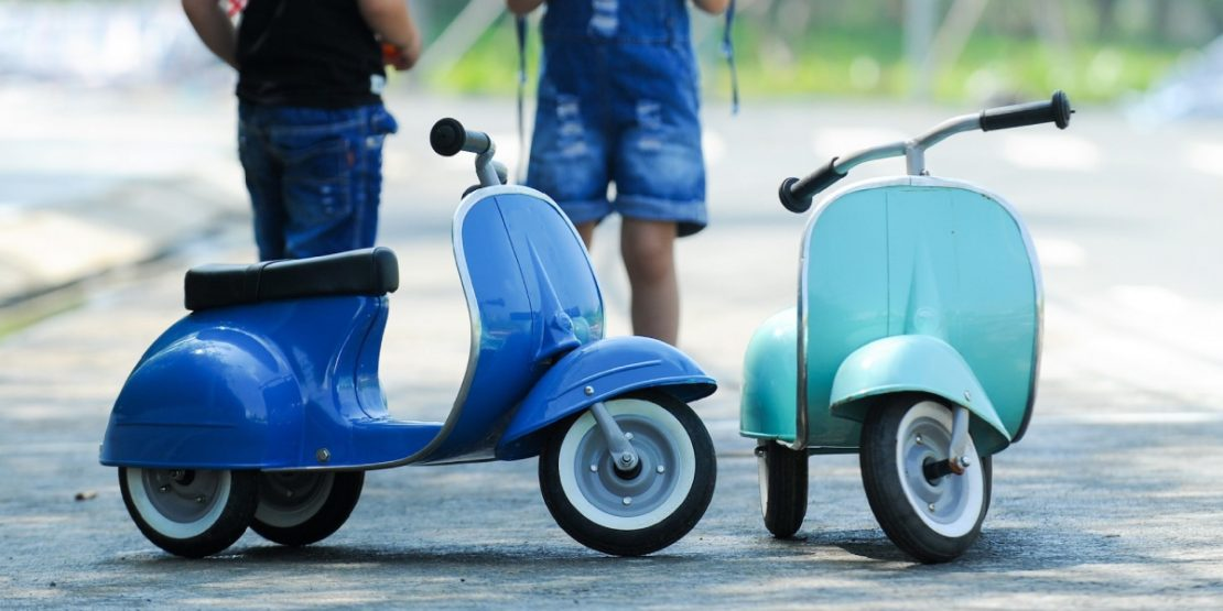 PRIMO Scooter from Ambosstoys