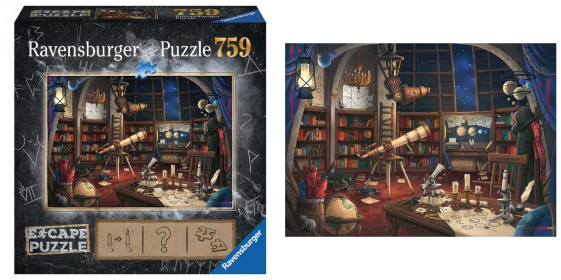 Escape Puzzles - Space Observatory from Ravensburger
