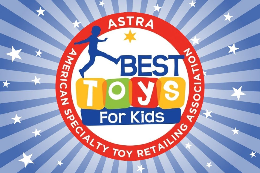 ASTRA Best Toys for Kids 2020 Winners