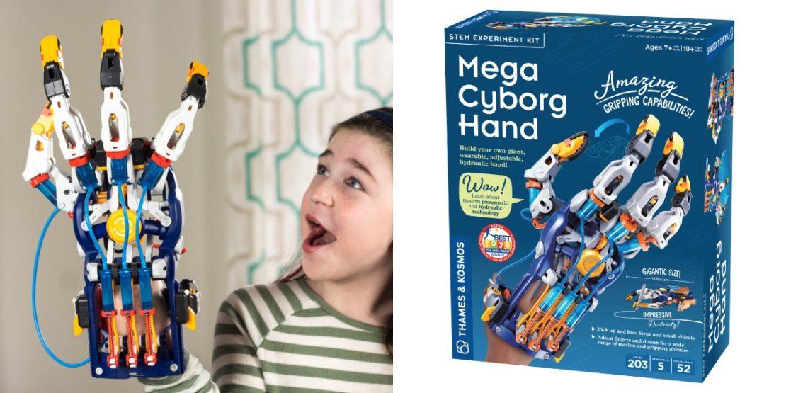 Mega Cyborg Hand from Thames & Kosmos
