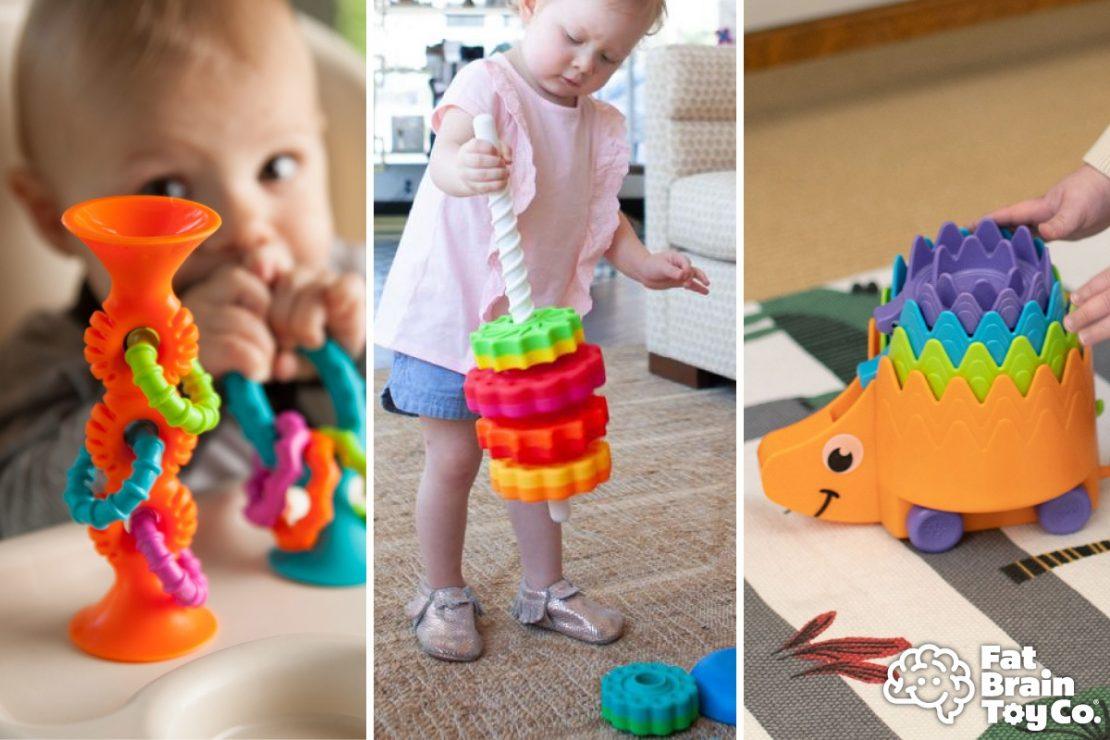 Fat Brain Baby & Toddler Toys