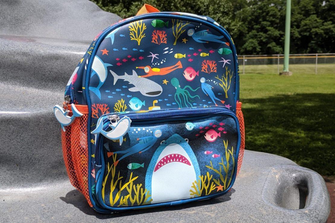 Floss & Rock Deep Sea Backpack