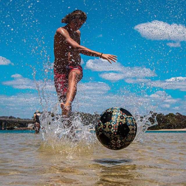 Waboba Beach Soccer Ball
