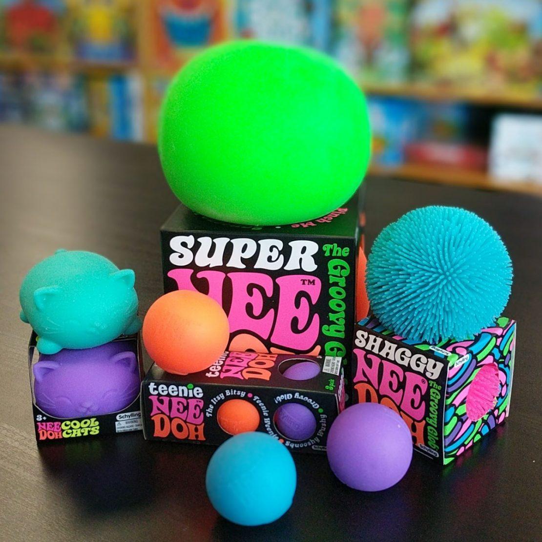 Nee-Doh Stress Balls