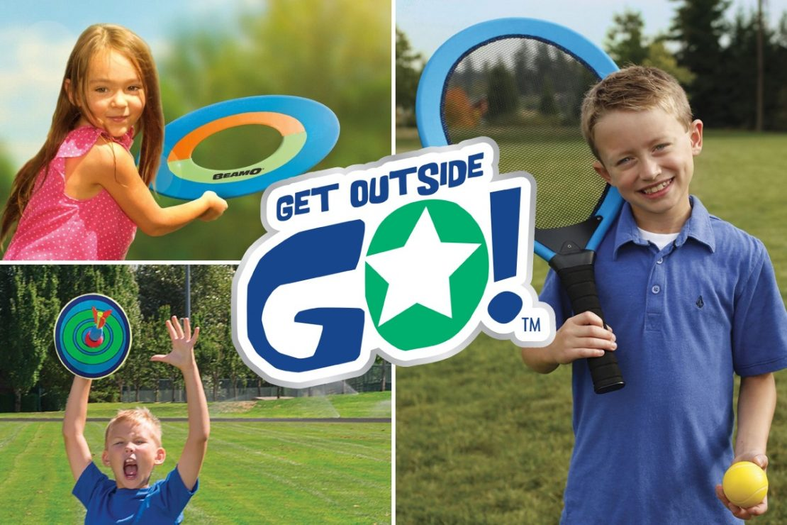 Get Outside Go Sporty Toys