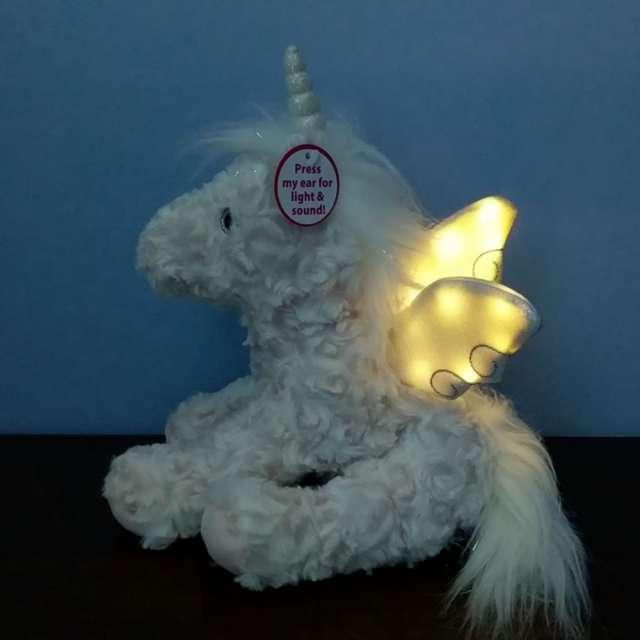 Sparkle Light & Sound Unicorn