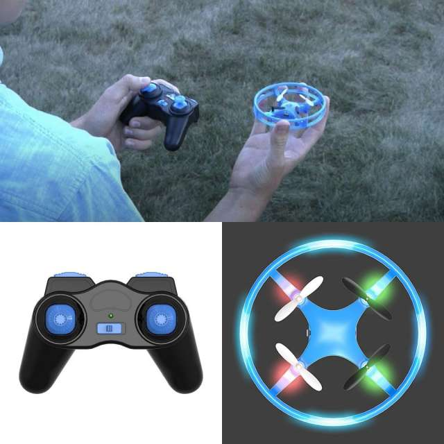 Sky Lighter Glow Disc Drone