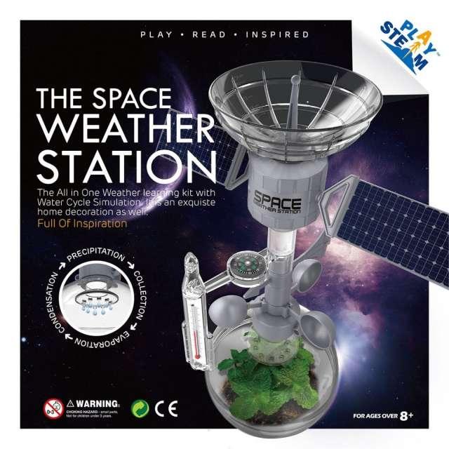 Space Weather Station Terrarium
