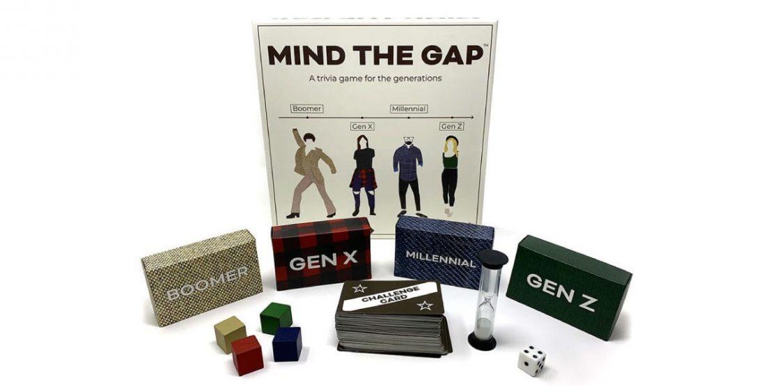 Mind the Gap Trivia Game