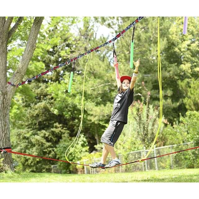 NinjaLine Extreme Ropes Course