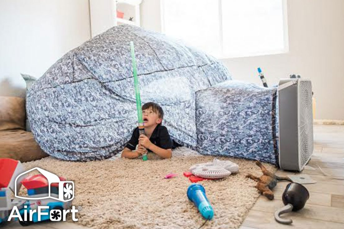 AirFort Play Tents