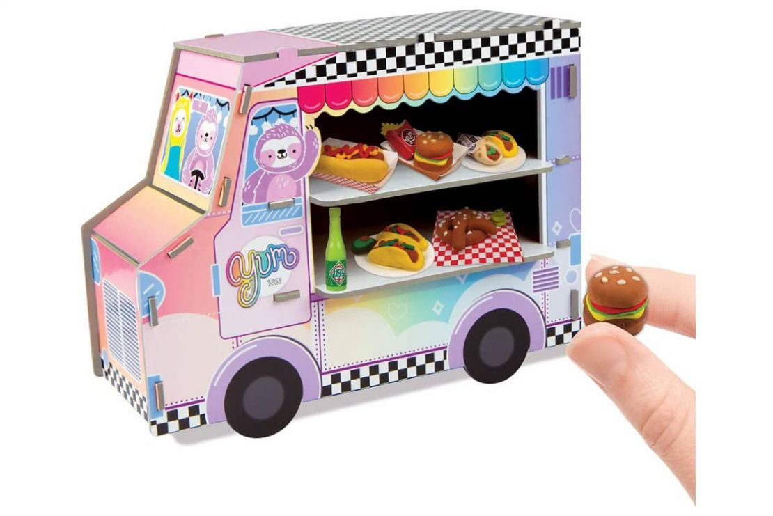 100% Extra Small Food Truck Kit from Fashion Angels