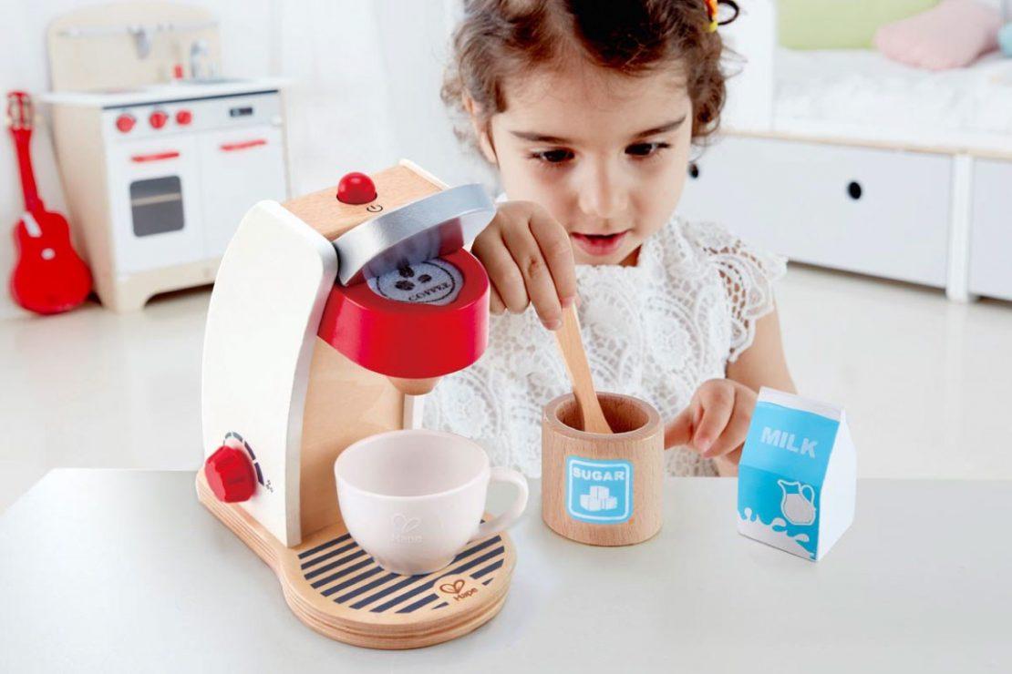 Hape Coffe Machine