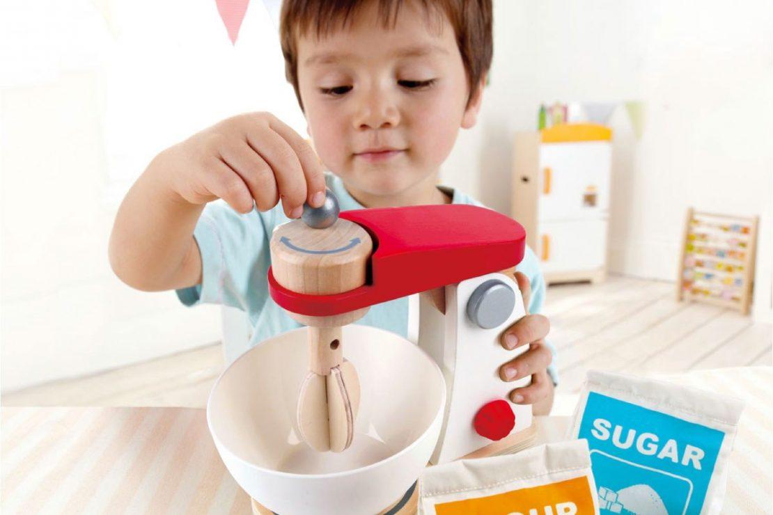 Hape Mix and Bake Blender Set