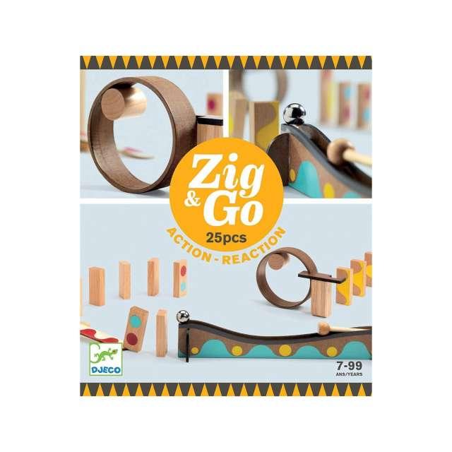 Zig & Go 25 Action Reaction