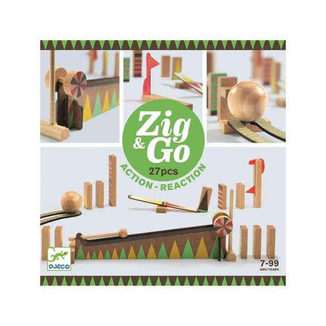 Zig & Go 27 Action Reaction