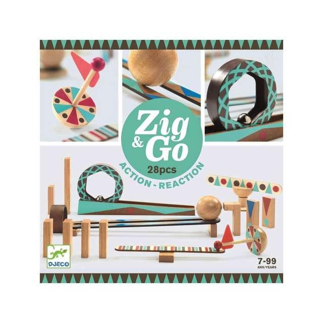 Zig & Go 28 Action Reaction
