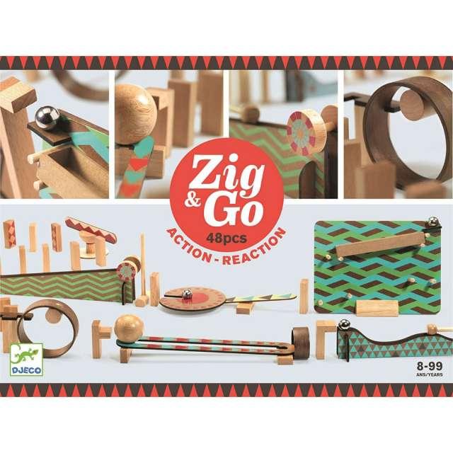 Zig & Go 48 Action Reaction