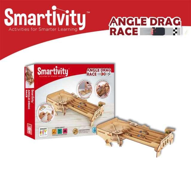 Smartivity Angle Drag Race