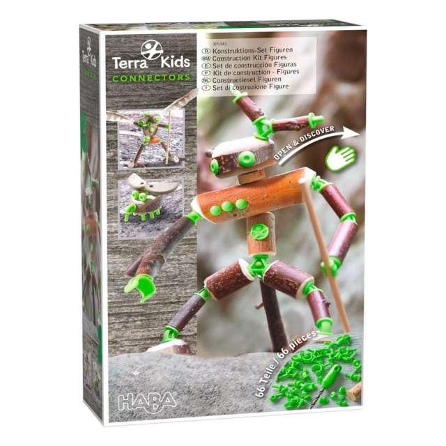 Haba Terra Kids Connectors - Figures