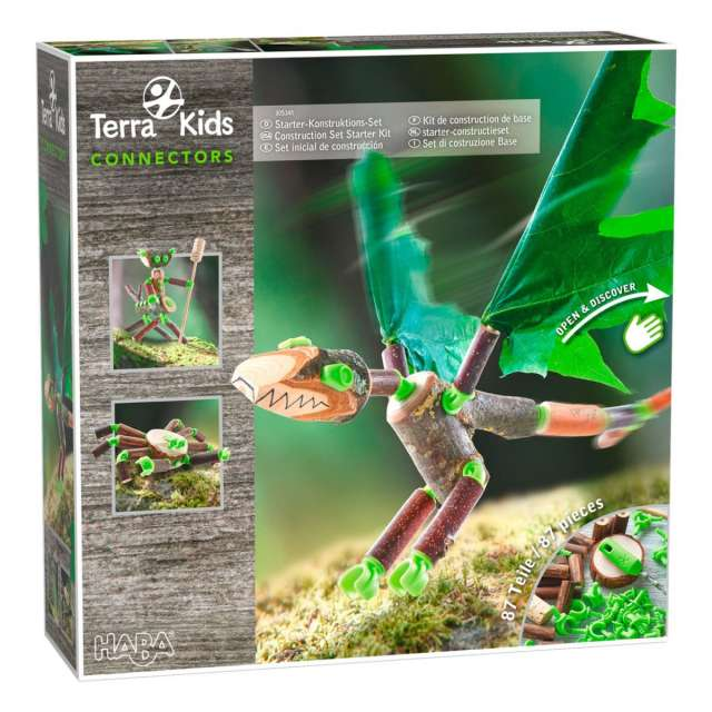 Haba Terra Kids Connectors - Starter Set