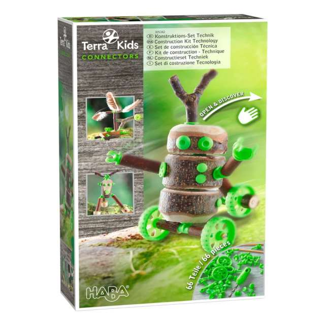 Haba Terra Kids Connectors - Technology