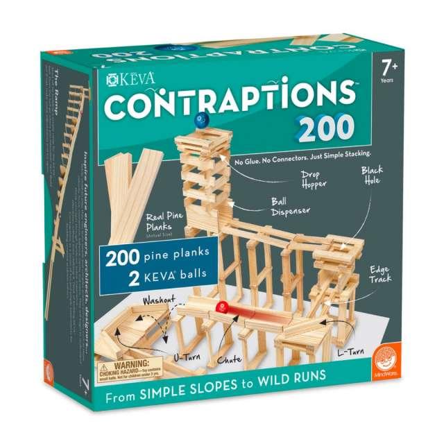 KEVA Contraptions 200pc Plank Set