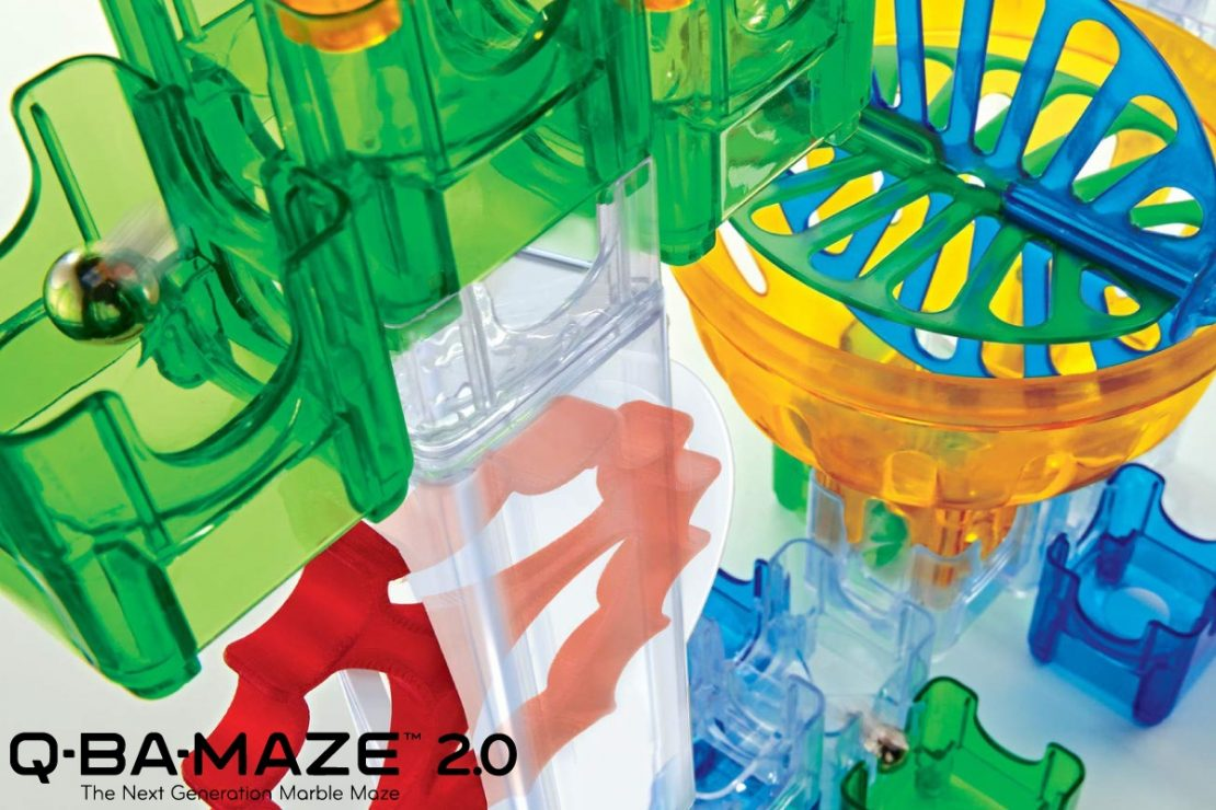 Q Ba Maze 2.0 from Mindware