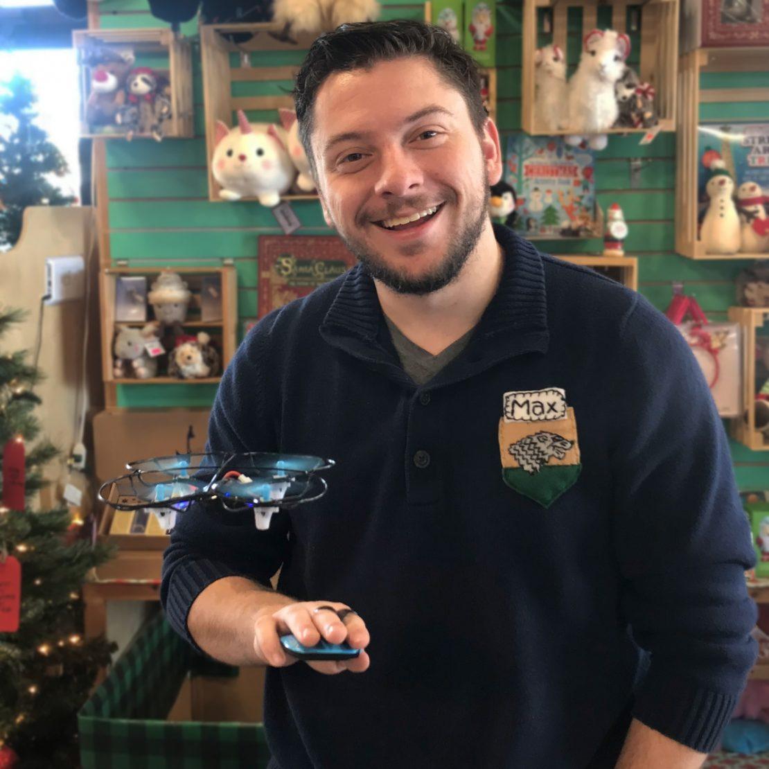 Skyline X Force Drone, Max's Pick