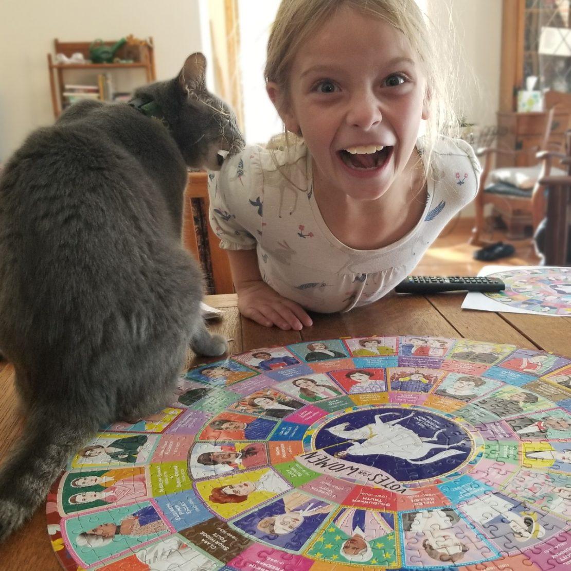 eeBoo Puzzles, Ann's Pick