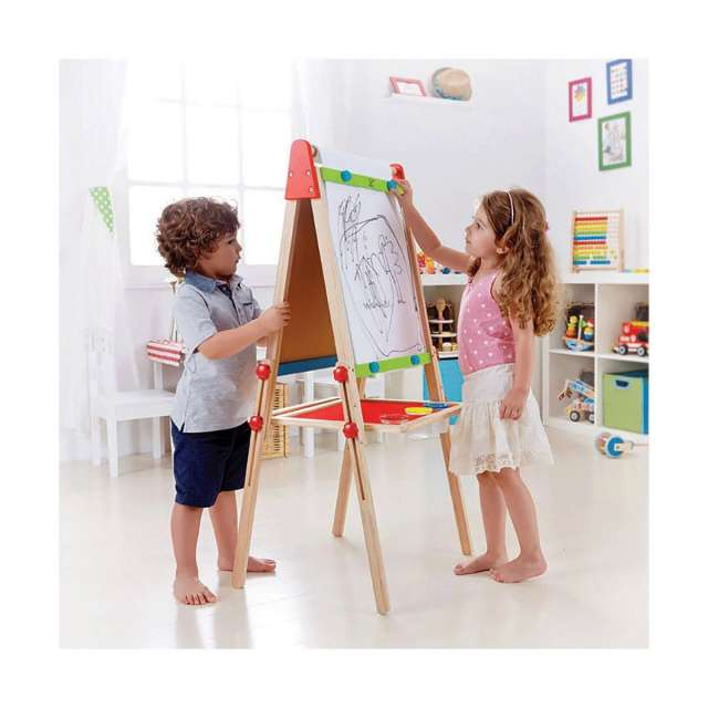 Hape Magnetic All in One Easel